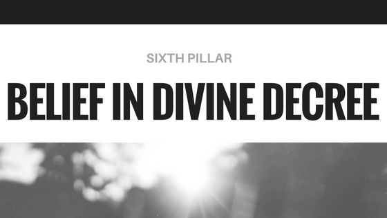 belief-in-divine-decree